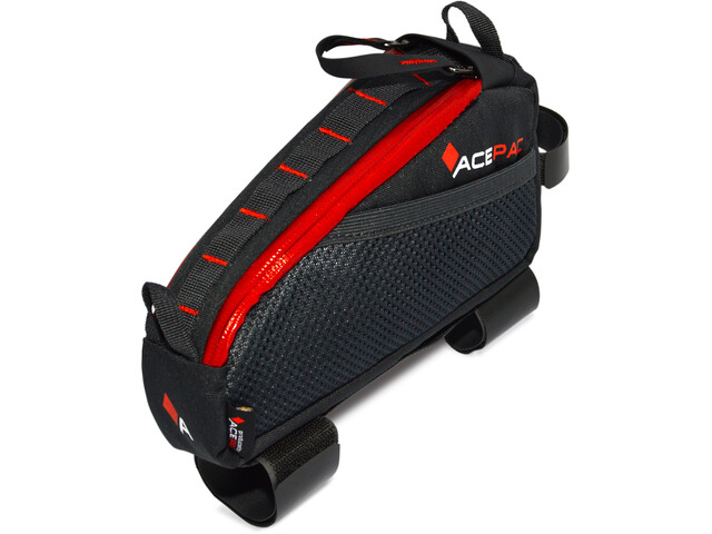 Acepac Fuel Frame Bag M, grey